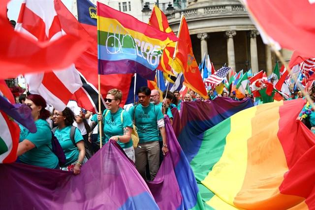 Gays Gays Reino Unido promete poner fin a las terapias de 'conversión' para homosexuales