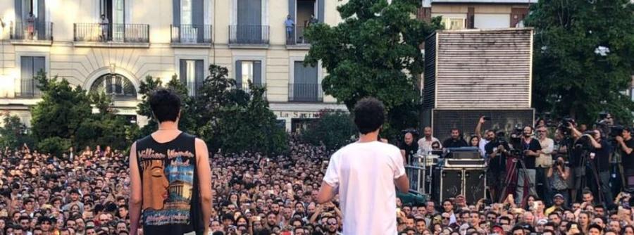 """Gays Gays Arranca el Orgullo LGTBIQ+ con un pregón de los Javis que reivindica """"cada una de las letras"""""""