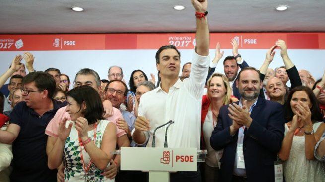 Actualidad Noticias Sánchez ya ha colocado con sueldos públicos a casi todo su comité electoral de primarias