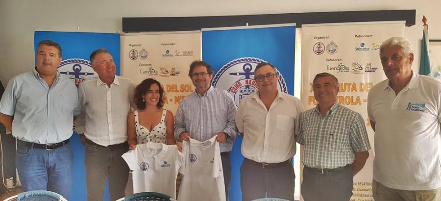 Deportes Deportes Todo listo para la XVIII edición de la Ruta del Sol de Vela Fuengirola-M'Diq con la que Mancomunidad se vuelca este año