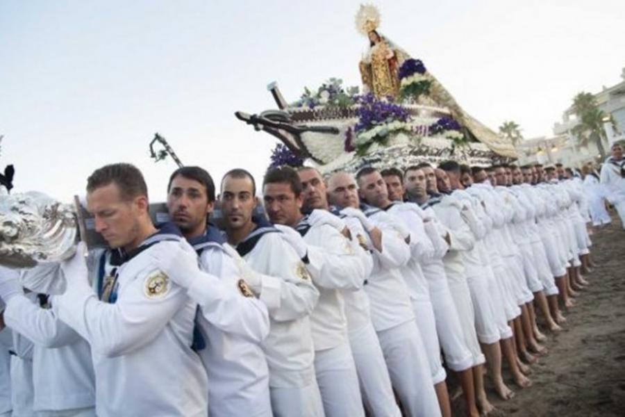 Torremolinos Torremolinos Torremolinos otorga a la Virgen del Carmen las llaves de la ciudad en su 25 aniversario como alcaldesa honoraria del municipio