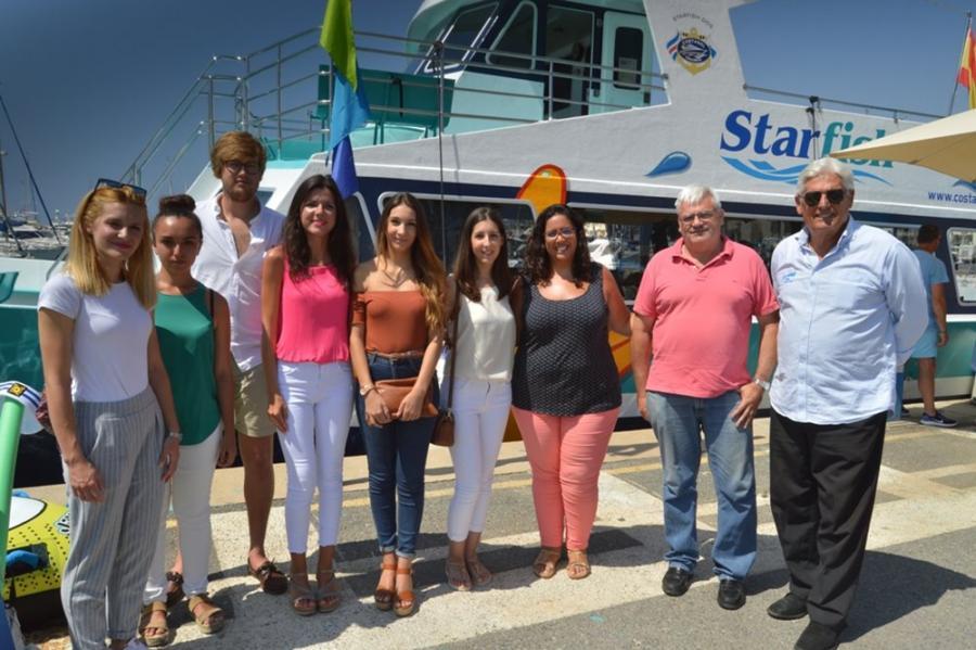 Málaga Málaga Nuevas Generaciones reclama la implantación en Málaga de estudios de Formación Profesional Marítima