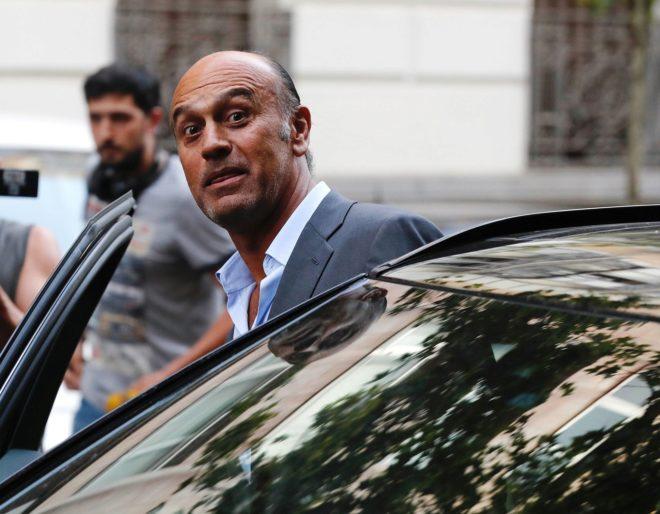 Actualidad Noticias Villarejo ofreció al marido de Ana Rosa Quintana un vídeo sexual de un juez de Marbella inhabilitado