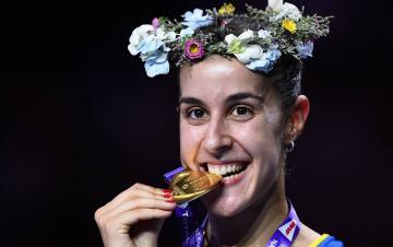 Deportes Deportes Carolina Marín ya es única con su tercer título Mundial