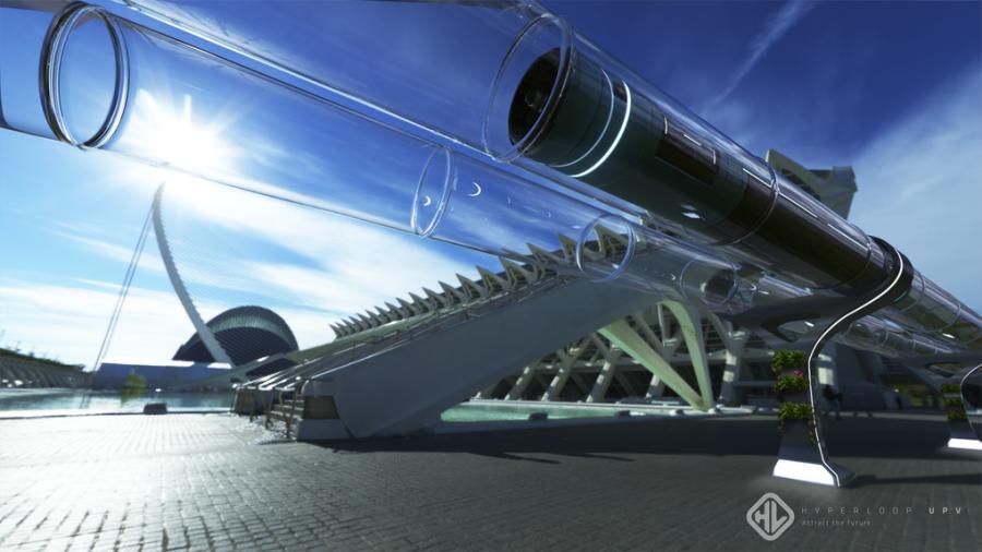 Actualidad Noticias Adif se suma al Hyperloop y montará un centro de desarrollo en España