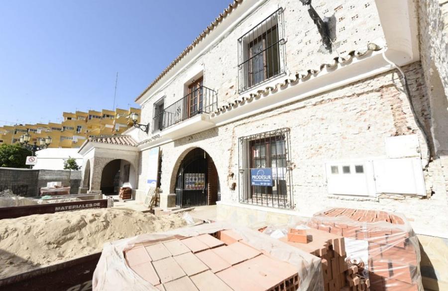 Torremolinos Torremolinos Torremolinos finalizará las obras del Mercado Gourmet 'Sabor a Málaga' el próximo mes de noviembre