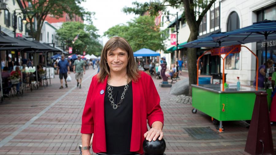 Gays Gays Vermont elige a la primera candidata transgénero a gobernador en EEUU