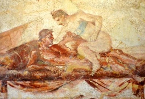 Sexo Sexo Las extrañas prácticas sexuales de las prostitutas de la Antigua Roma