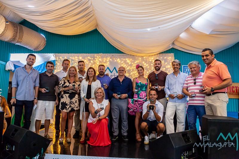 Restaurantes Restaurantes 'Sabor a Málaga', reconocida con el premio 'El Malaguita del Año