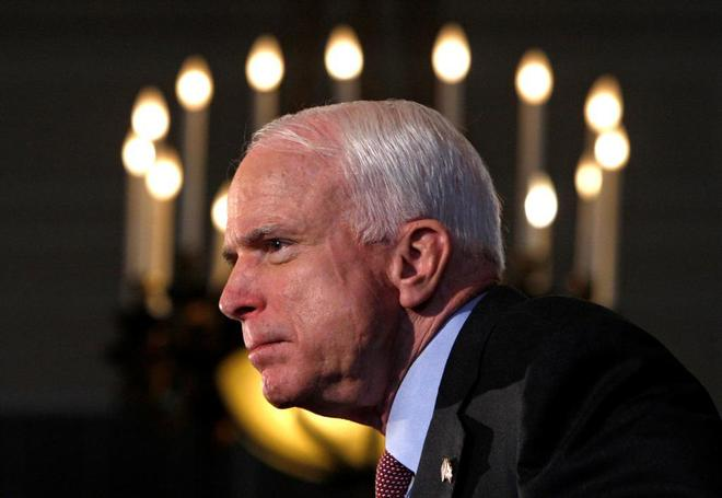 Internacional Internacional Muere el senador republicano John McCain