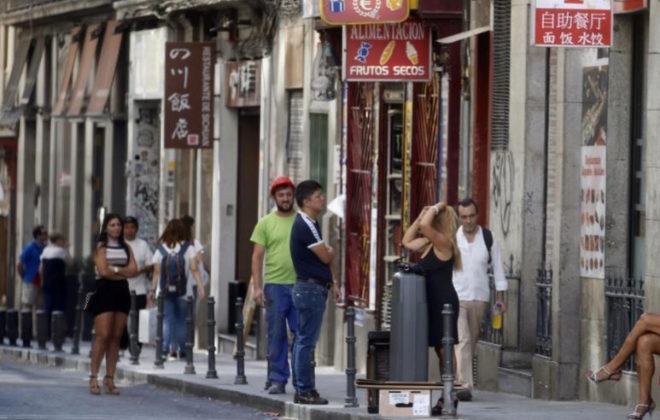 "Sexo Sexo El Gobierno da luz verde a un sindicato de ""trabajadoras sexuales"" en España"