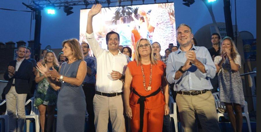 """Actualidad Noticias Moreno apela al entusiasmo de Fuengirola para hacer real """"el sueño de gobernar Andalucía"""""""