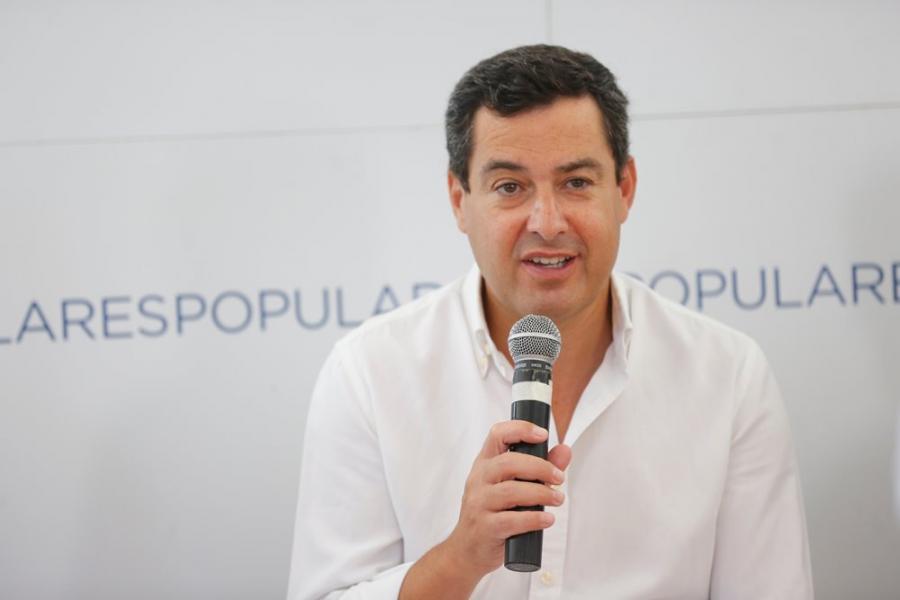 Actualidad Noticias Moreno garantizará por Ley la igualdad de los servicios educativos en toda Andalucía