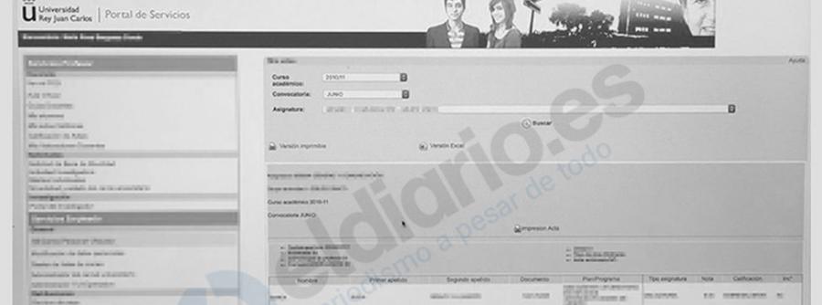 Actualidad Noticias Las notas de la ministra Montón fueron manipuladas meses después de terminar el máster