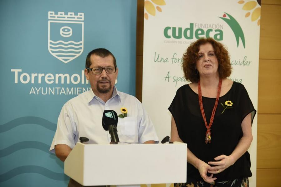 Torremolinos Torremolinos CUDECA recibe del Ayuntamiento una subvención de 10.000 euros en apoyo a su labor diaria en Torremolinos