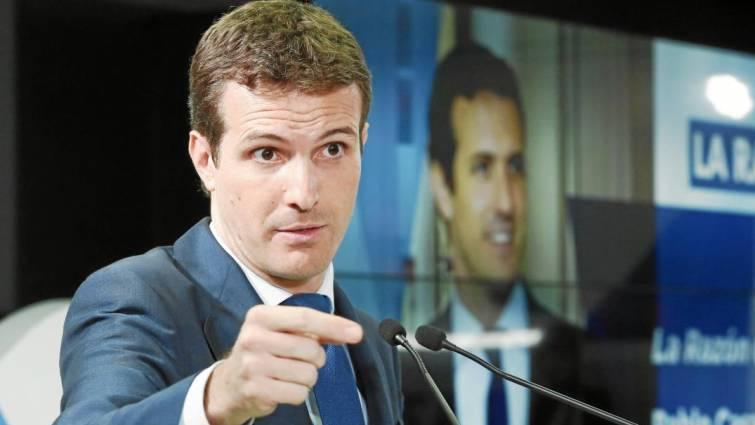 Actualidad Noticias Casado: «España se está quedando atrás en la revolución digital»