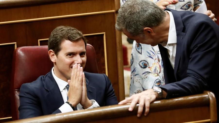 Actualidad Noticias El Congreso aprueba la propuesta de Ciudadanos para suprimir los aforamientos