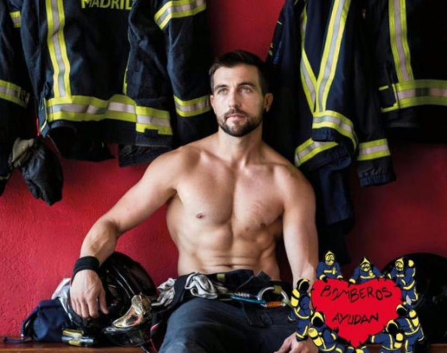 """Gays Gays Podemos prohíbe un calendario de bomberos de Zaragoza por ser """"patriarcal"""""""