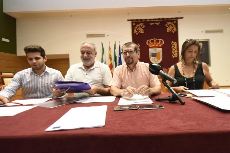 Torremolinos Torremolinos Constituida la Comisión Local de participación en el diseño, seguimiento, dinamización y evaluación de la zona norte de Torremolinos