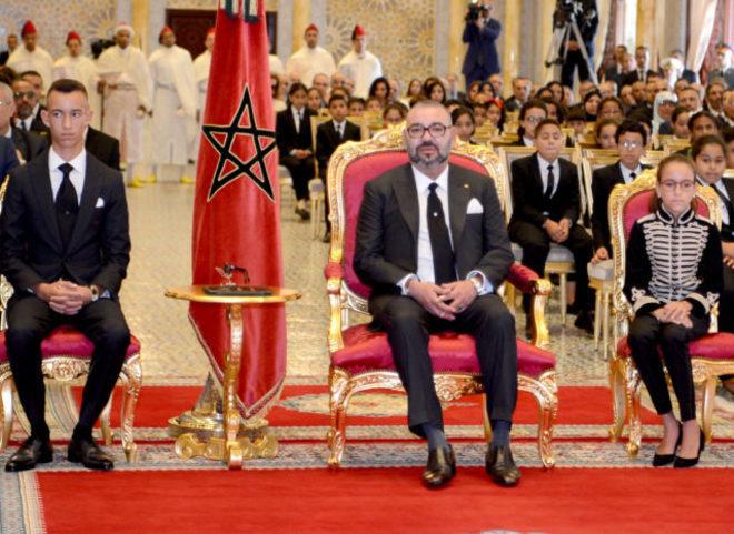 Internacional Internacional La princesa Jadiya de Marruecos, de 11 años, en actos oficiales ante la 'desaparición' de su madre