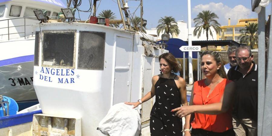 Málaga Málaga El PP lamenta que la Junta eluda indemnizar a los marisqueros malagueños por el cierre de caladeros