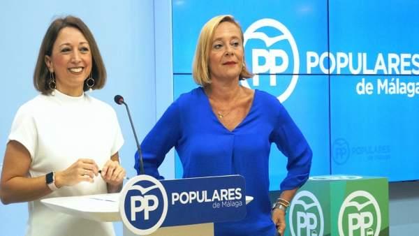 Málaga Málaga El PP denuncia las agresiones que sufren los profesionales sanitarios y el ocultamiento que hace la Junta de los datos de listas de espera quirúrgica en la provincia