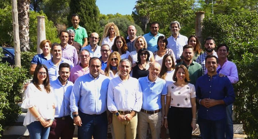 """Málaga Málaga Bendodo acusa a la Junta de """"no invertir 3 de cada 4 euros recaudados en la factura del agua para sufragar infraestructuras necesarias en materia de saneamiento"""""""