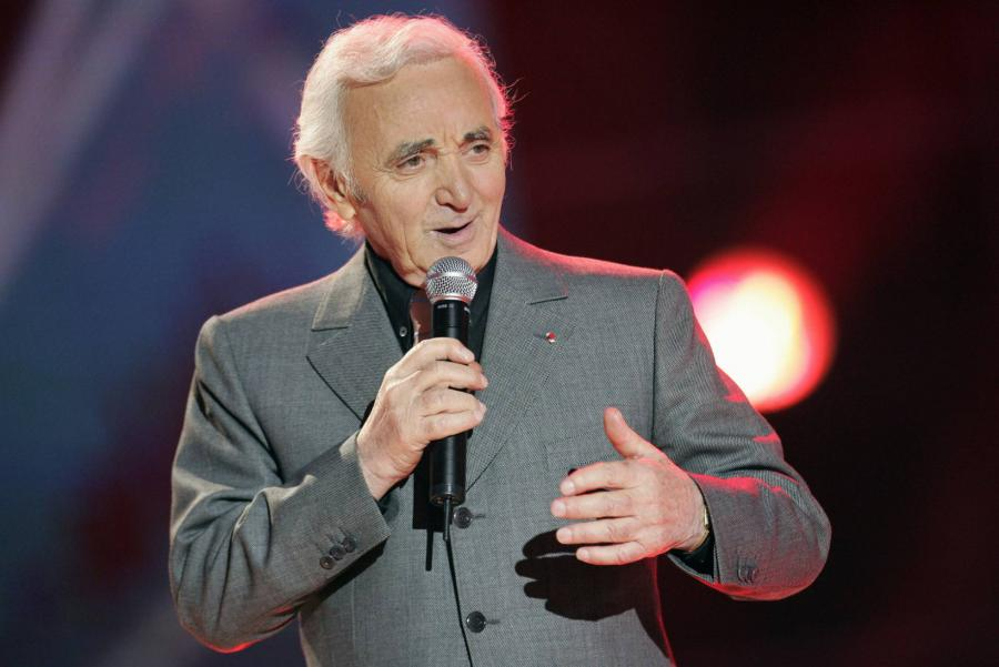 Muere Charles Aznavour a los 94 años