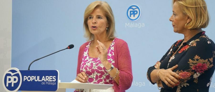 Málaga Málaga El PP propone bonificar 128 millones anuales la factura de la luz de los malagueños