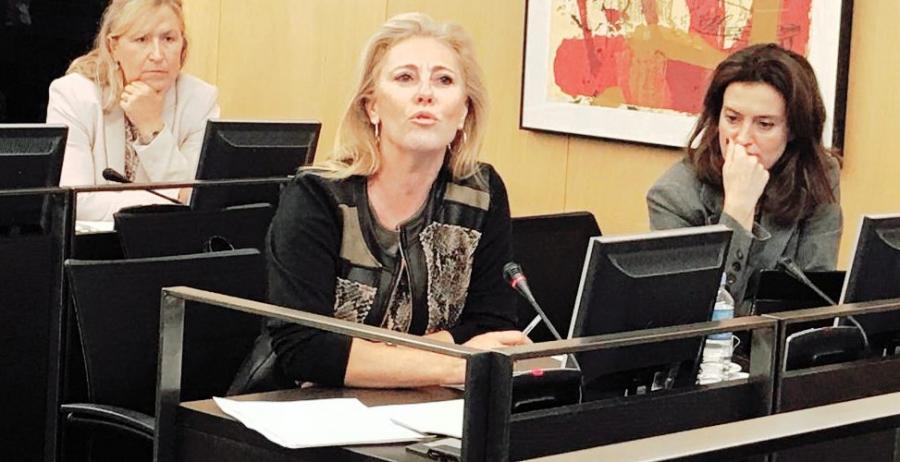 Torremolinos Torremolinos Carolina España anuncia que el Grupo Popular en el Congreso saca adelante una iniciativa parlamentaria para impulsar un plan de estabilización de la playa de La Carihuela