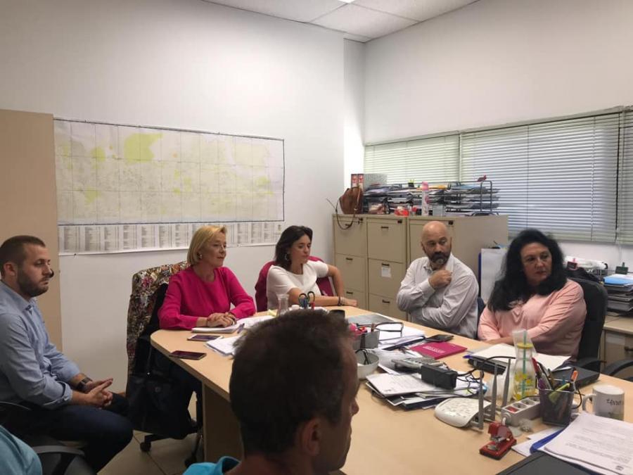 Torremolinos Torremolinos Sin noticias de las obras de ampliación y mejora del IES Concha Méndez Cuesta: El PP destapa las mentiras del equipo de Ortiz y de la Junta