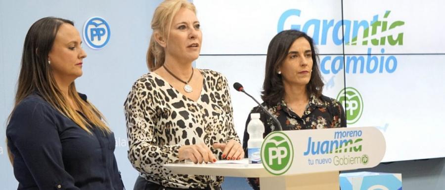 Málaga Málaga El PP pide al Gobierno una atención especial a pacientes que sufren linfedemas tras el cáncer