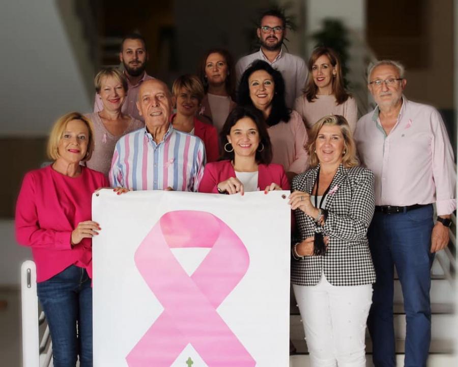 """Torremolinos Torremolinos Margarita del Cid con motivo del Día Mundial del Cáncer de Mama: """"No olvidemos que la prevención y la investigación son fundamentales en la curación"""""""