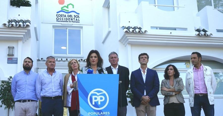 """Mancomunidad Mancomunidad El PP rompe con el PSOE en la Mancomunidad Occidental por """"su deslealtad institucional"""""""