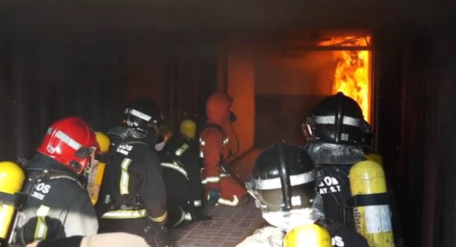 """Mancomunidad Mancomunidad La Mancomunidad ofertará una segunda edición del curso de """"Incendios de Interiores Flashover"""" tras el éxito de la convocatoria solicitada por el Parque de Bomberos de Torremolinos"""