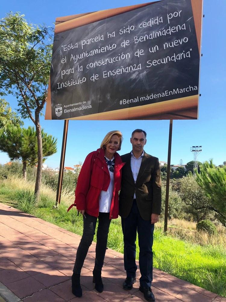 Ayuntamientos Ayuntamientos El PP critica la nula gestión educativa del PSOE en Benalmádena durante la última década