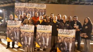 Torremolinos Torremolinos Ciudadanos Torremolinos arranca la campaña de las elecciones andaluzas