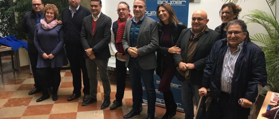 """Málaga Málaga Bendodo (PP): """"Proponemos una revolución fiscal y el compromiso de bajar el tramo autonómico del IRPF hasta los 2,5 puntos porque los andaluces estamos hartos de ser los que más impuestos pagamos"""""""