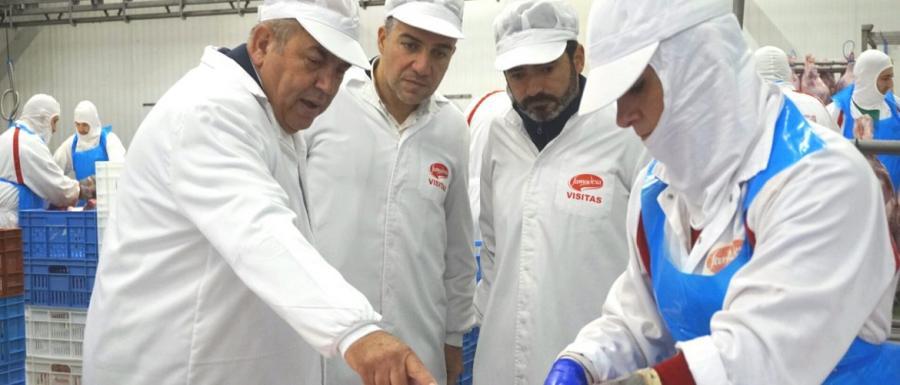 """Málaga Málaga Bendodo (PP): """"El sector agroalimentario malagueño debe ser el motor de creación de empleo en los próximos años e impulsaremos las exportaciones y la internacionalización"""""""