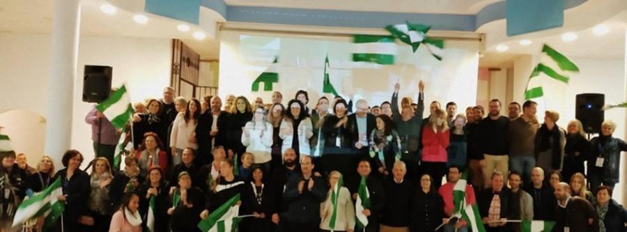 """Torremolinos Torremolinos Margarita del Cid (PP): """"Torremolinos es la cuarta localidad malagueña que más votos logró el PP y seguiremos trabajando para llenar las urnas el 26 de mayo para que se produzca el cambio"""""""