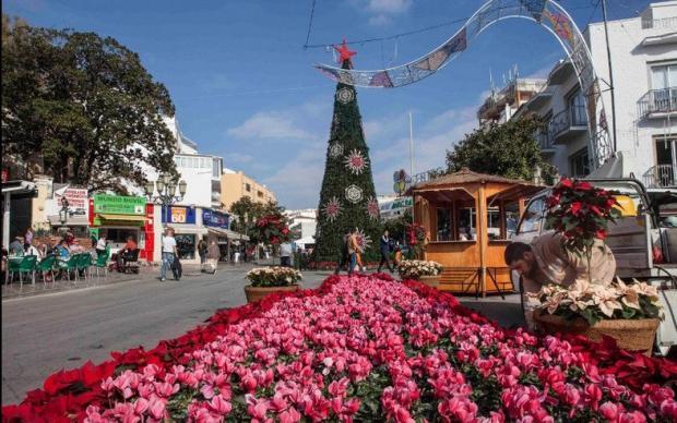 Torremolinos Torremolinos El encendido del Alumbrado Navideño de Torremolinos será el próximo viernes 7 de diciembre