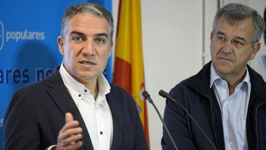 """Málaga Málaga Bendodo: """"El único plan es el que viene de la mano del cambio después de 40 años de gobiernos socialistas en Andalucía"""""""
