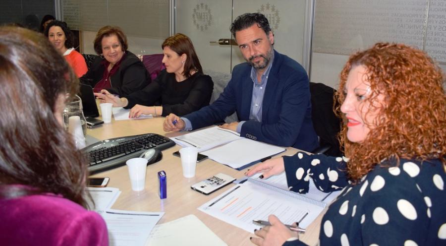 Málaga Málaga El PP en la FEMP pide soluciones para que los municipios pequeños reciban más fondos para luchar contra la violencia de género