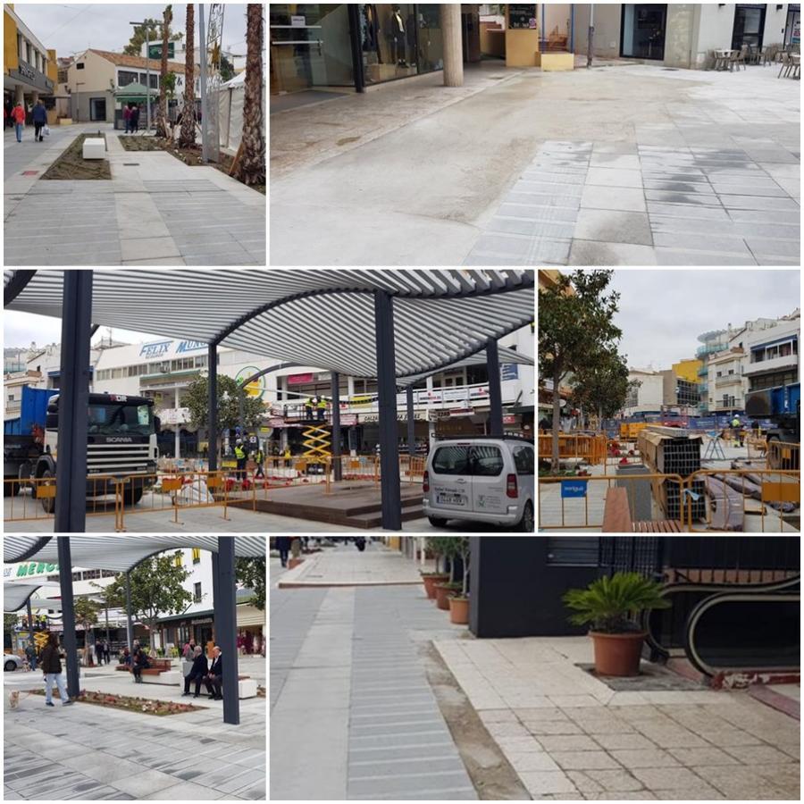 Torremolinos Torremolinos El fiasco de la 'Operación Plaza de la Costa del Sol', una fachada de marketing que no convence a nadie