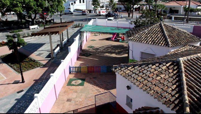 Ayuntamientos Ayuntamientos El PP constata el mal estado en el que se encuentra la guardería de Mijas Pueblo y reivindica la creación de una nueva
