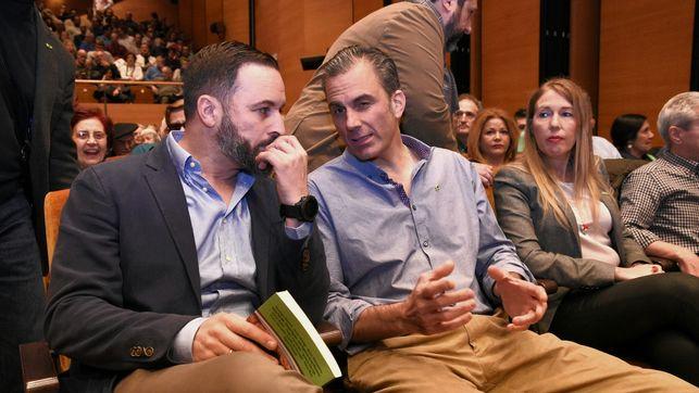 """Andalucía Andalucía Vox prefiere que se repitan las elecciones andaluzas a un gobierno """"con apariencia de cambio"""" mientras que el PP """"cede"""" para no sacrificar el pacto"""