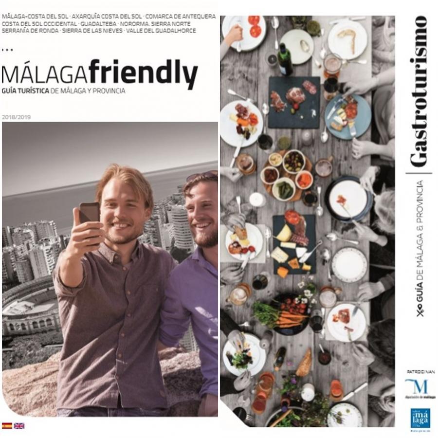 Málaga Málaga Presentación en Fitur 2019 de las Guías de Turismo Friendly y de Turismo Gastronómico de Málaga y Provincia