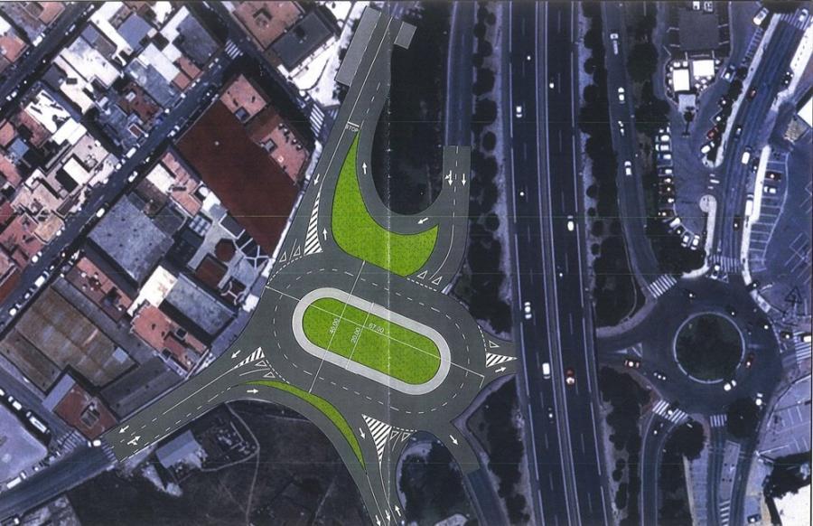 Ayuntamientos Ayuntamientos El PP de Mijas retomará el proyecto de remodelación de la entrada al camino de la A-7 que el tripartito ha sido incapaz de hacer