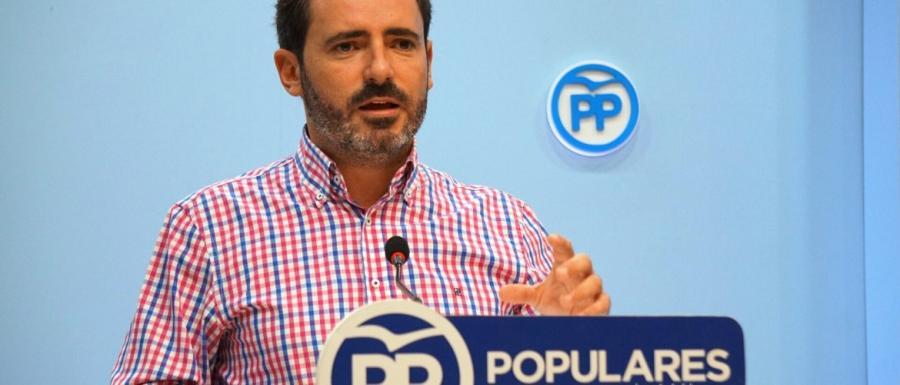"""Andalucía Andalucía El PP acusa al PSOE de que """"cargos del partido puestos a dedo ahora buscan puestos en la Administración que no existen y sin funciones asignadas para mantener una nómina pública"""""""