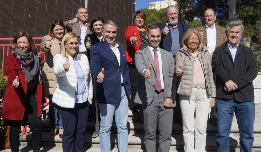 Ayuntamientos Ayuntamientos Juan Antonio Lara se integra en el PP con el aval de los alcaldes de la Costa del Sol